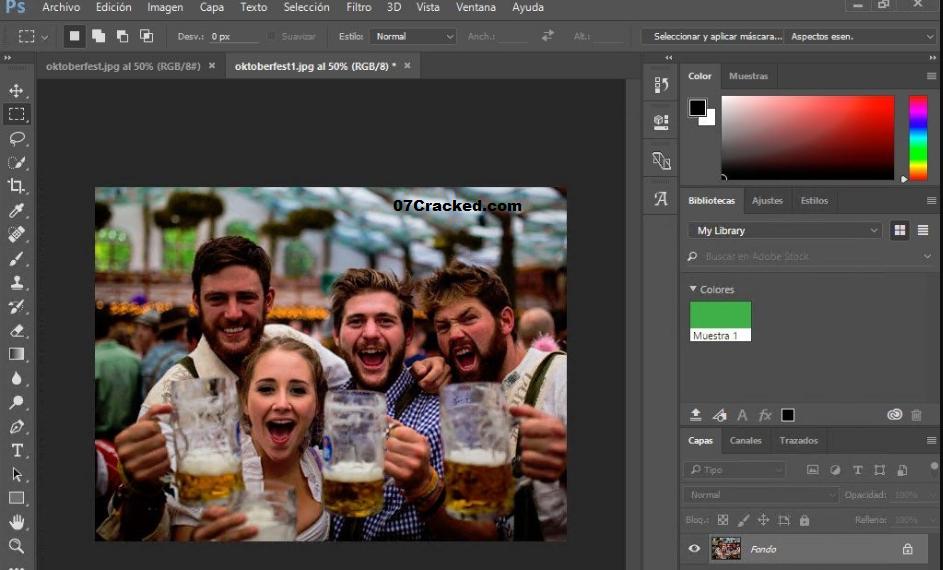 Adobe Photoshop CC Key